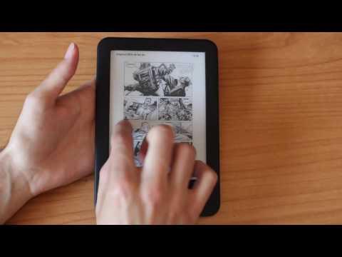 Review BQ Cervantes 3, ereader a lo español