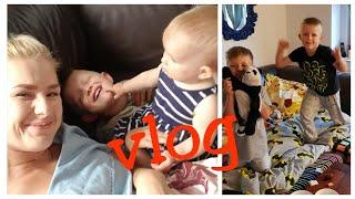 VLOG: Nie odpoczniesz z trójką dzieci:)