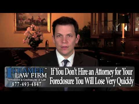 Orlando Foreclosure Attorney - Sued for Foreclosure but Can't Afford an Attorney