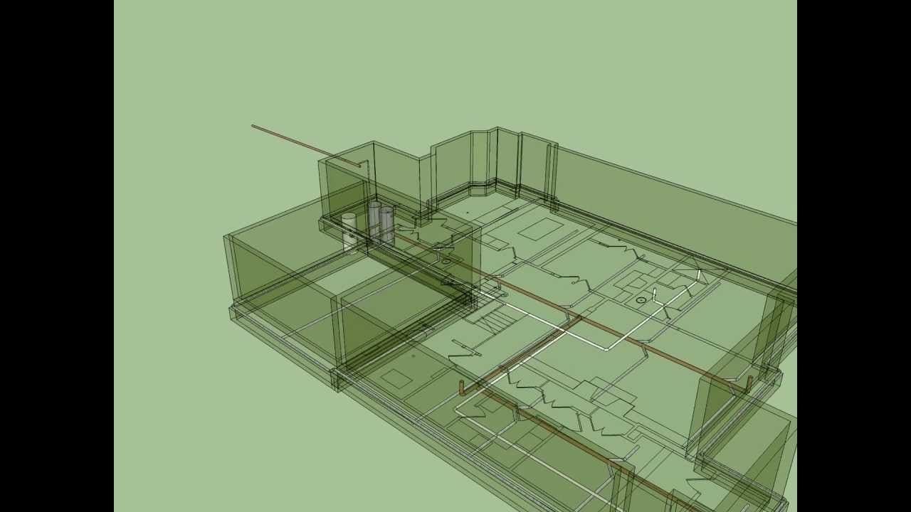 Underground Storm Drainage System For House Youtube
