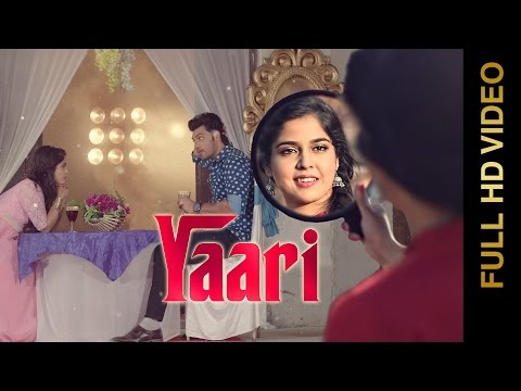 YAARI (Full Video) || HARSEERAT KAUR || NAWAAB SINGH || Latest Punjabi Songs 2016 || AMAR AUDIO
