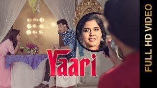 yaari full video    harseerat kaur    nawaab singh    latest punjabi songs 2016    amar audio