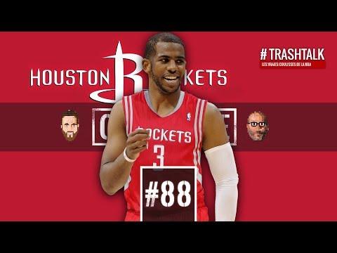 Chris Paul : direction Houston, bye bye les Clippers ! Overtime de l'Apéro TrashTalk