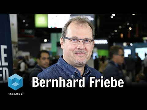 Bernhard Friebe, Intel Programmable Solutions Group | Super Computing 2017