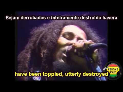 Bob Marley - War (Tradução)