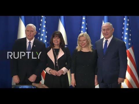 Israel: 'Jerusalem, the capital of the State of Israel' - Pence