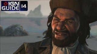 Assassin's Creed 4 Walkthrough - Sequence 03 Memory 06: Proper Defenses (100% Sync)