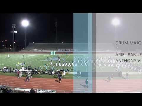 Nogales Noble Regiment Marching Band | The Odyssey