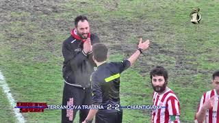 Promozione Girone B Terranuova Traiana-Chiantigiana 2-2