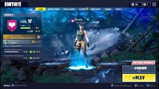 Fortnite PS4 - On The Hunt For Treasure Chests Again
