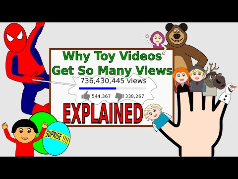 Why Toy Unboxing and Other Kid Videos Get So Many Views Explained thumbnail
