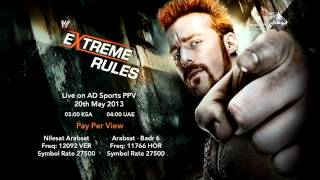 Video WWE Extreme Rules 2013 On AD Sport PPV download MP3, 3GP, MP4, WEBM, AVI, FLV April 2018