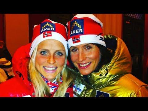 OL-sending: Alle hyller Marit Bjørgen