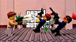 GTA V Part 4 ( Heist Mission ) | English