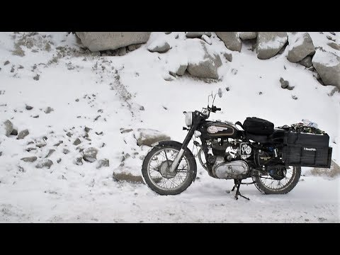 Best Modified Royal Enfield Standard 350 For Long Distance Ride . ( EPISODE 1)