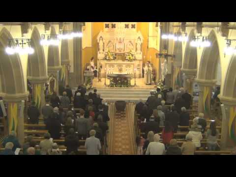 The Great Easter Vigil - Holy Family Mossend (4.4.15) (HD)