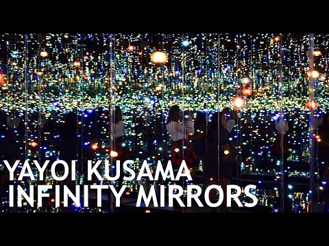 YAYOI KUSAMA: INFINITY MIRRORS | Art Gallery of Ontario - Private Tour and Event