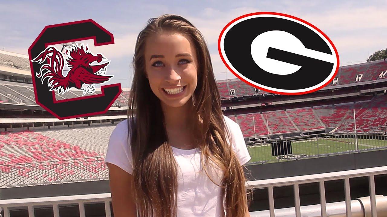 Georgia vs South Carolina Weekend 2015 (feat. Wes Walker & Dyl ...