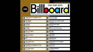 billboard top pop hits   1960