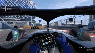 F1 2018 - Cockpit View Gameplay (PC HD) [1080p60FPS]