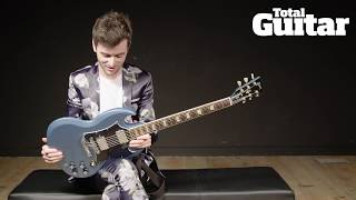Me And My Guitar: Charlie Barnes / Gibson SG