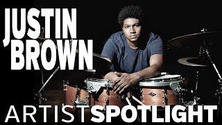 Artist Spotlight: Justin Brown