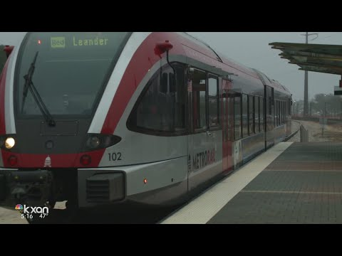 Installation of additional track lines along the MetroRail will reduce wait times