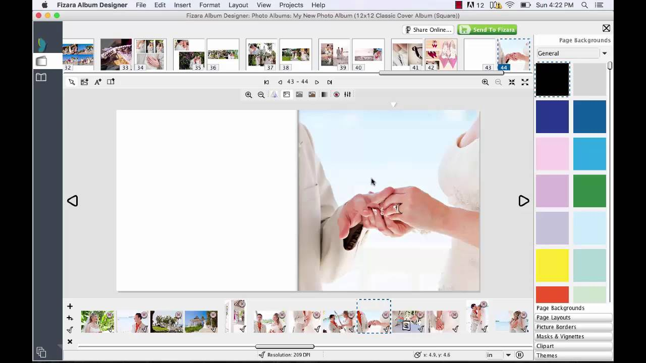 Convert color image to black and white online - Wedding Album Design Convert Color Image To Black And White