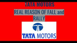 TATA MOTORS STOCK ANALYSIS