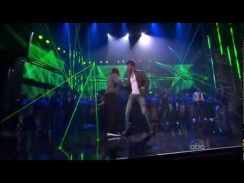 Enrique Iglesias - I Like How It Feels / Tonight (I'm Lovin' You) (American Music Awards 2011)