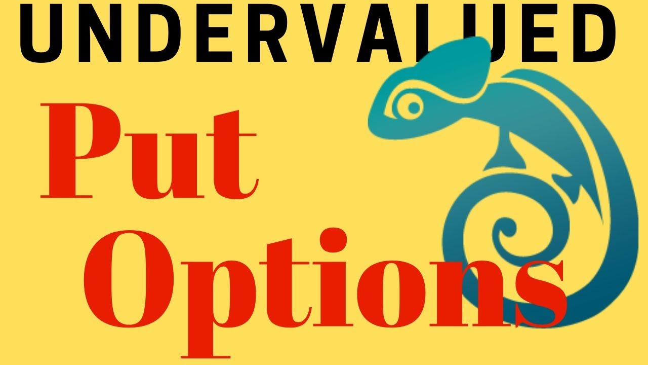 How to Find Undervalued Put Options
