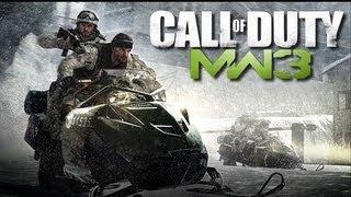 Modern Warfare 3 - Black Ice (Spec Ops)