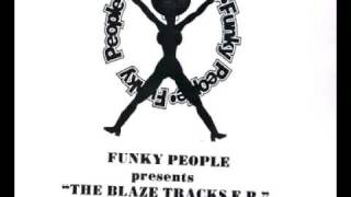 Funky People - Blaze Tracks Moonwalk - FPR 1001