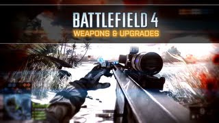 Battlefield 4 - Оружие и апгрейды