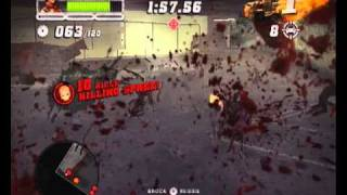 Blood Drive gameplay PS3
