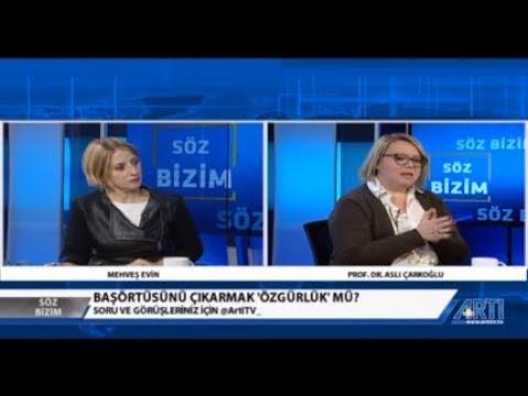 Söz Bizim-2-Mehveş Evin Konuk-Aslı Çarkoğlu-Ayşe Çavdar-Büşra Cebeci 22 Ocak 2019