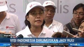 Menteri Kabinet Kerja Jokowi Bergerak Sesuai Visi Indonesia