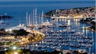 La7 · L'Aria Che Tira - La  vita dei ricchi in Costa Smeralda