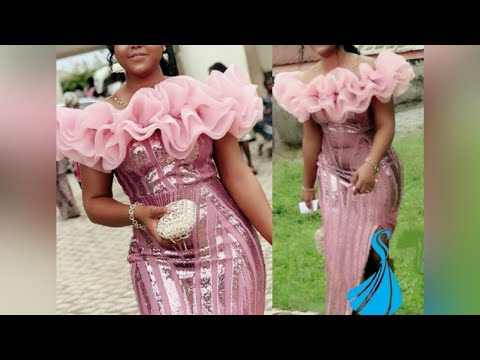 2019 African Fashion Designs and Styles for your Owambe: Gorgeous Asoebi Style Ideas Collection