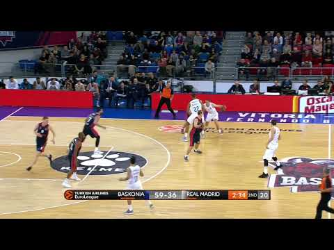 7DAYS Magic Moment Walter Tavares Dunk, Real Madrid