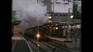 70000 'Britannia' on The Cathedrals Express (14/04/12) Thumbnail