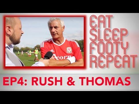 ESFR Ep4: Ian Rush, Mickey Thomas, walking football and Austria travel tips