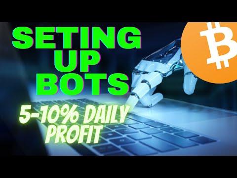 Crypto Trading Bots Tutorial