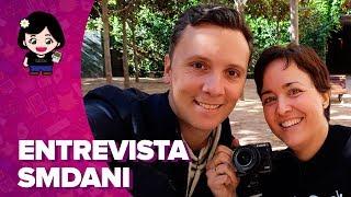 Entrevistas ChicaGeek #1 | Daniel Pajuelo - smdani