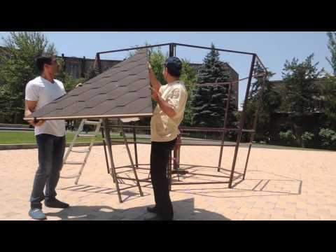 Беседка разборная на 14 человек ( Isatech LTD)Ереван