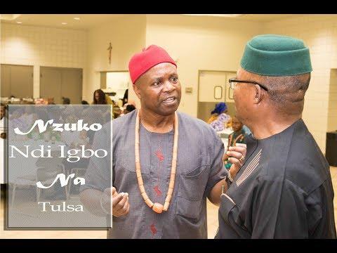 Tulsa Igbo Iri Ji Festival