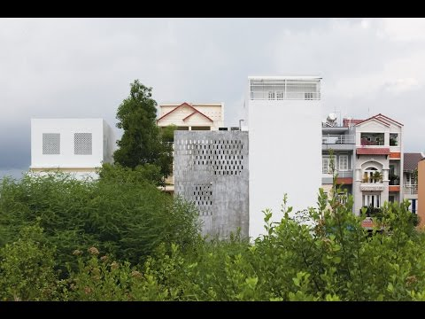 i.house Architecture and Construction on VTV3 - Vietnam