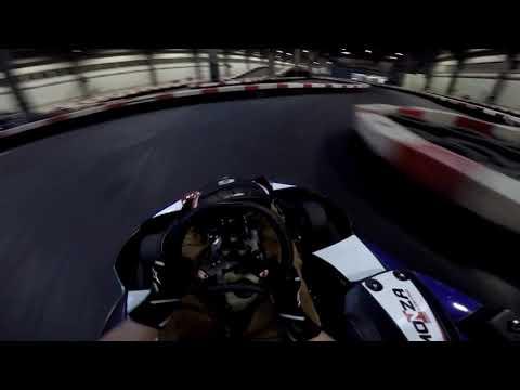 Картинг // Monza Karting // Санкт-Петербург // One Lap