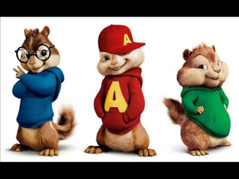 Chris Brown - Party ft Usher & Gucci Mane  (Chipmunks)