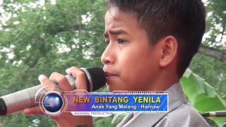 artis cilik anak yang malang voc harnawa new bintang yenila bimasakti